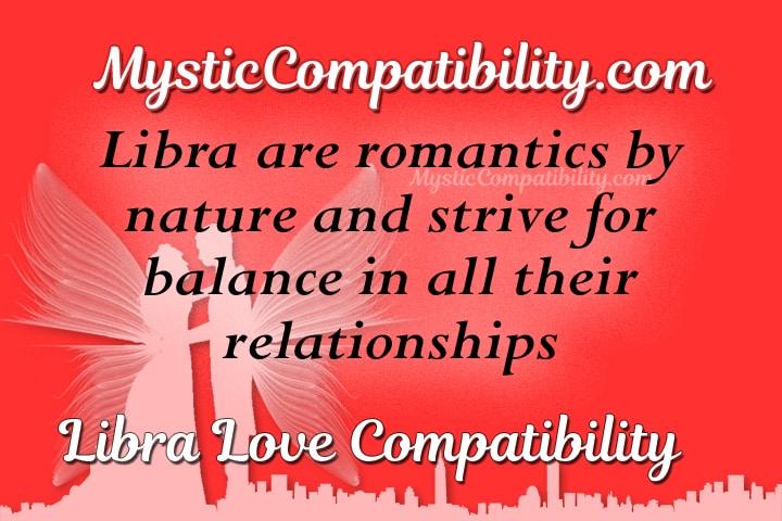 Libra Compatibility - Mystic Compatibility