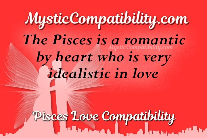 Who are pisces compatible with