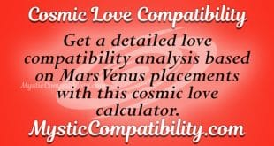 Everything About Love Sex And Compatibility Mystic Compatibility