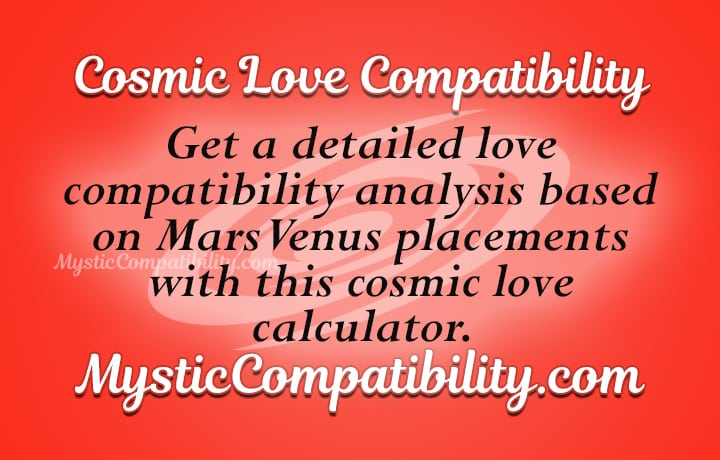 cosmic love compatibility