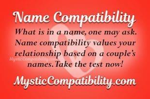 Name Compatibility