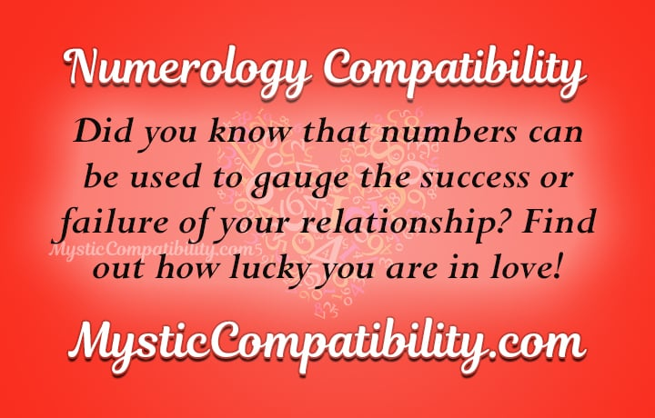 Numerology dating compatibility