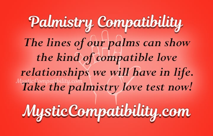 Palmistry Compatibility