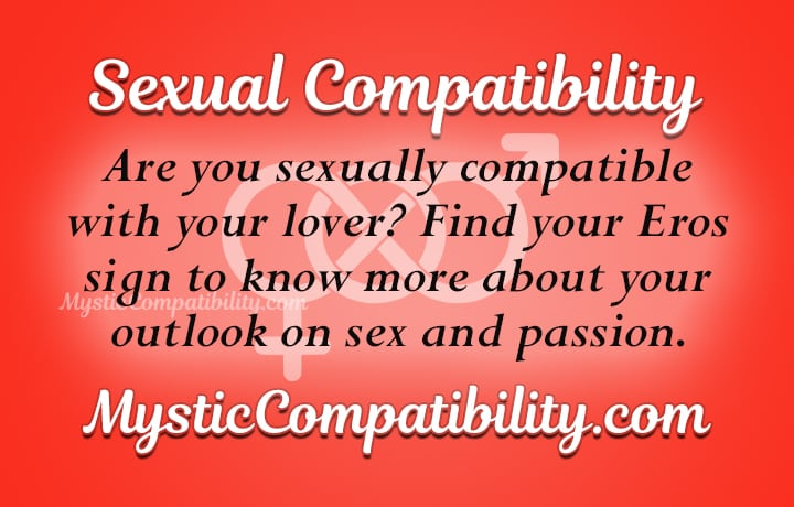 How to know if you re sexually compatible