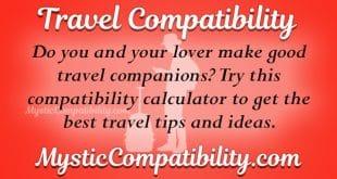 Travel Compatibility