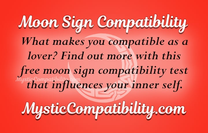 Sun and moon sign love compatibility