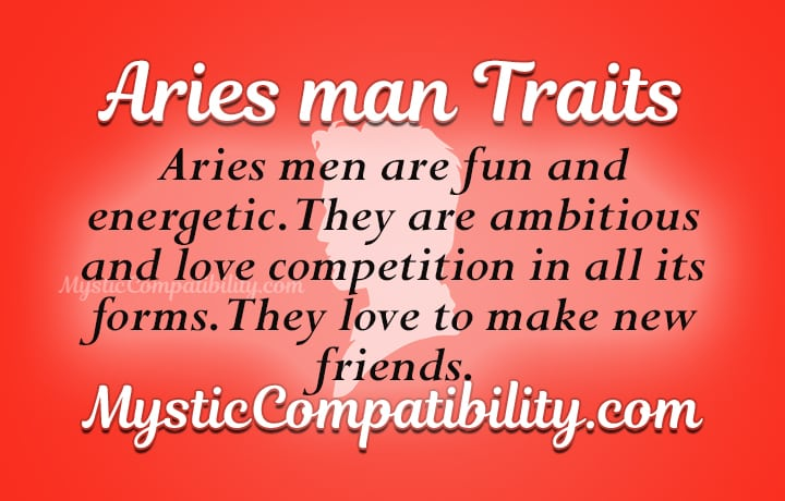 aries man traits
