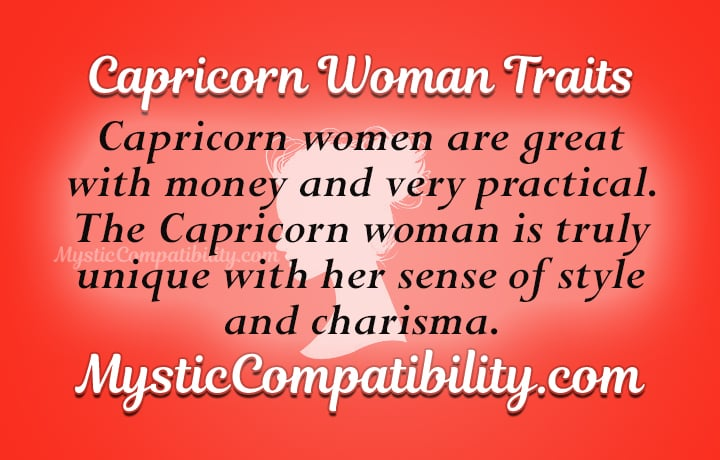 How To Treat A Capricorn Woman