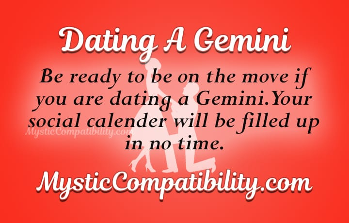 gemini dating gemini