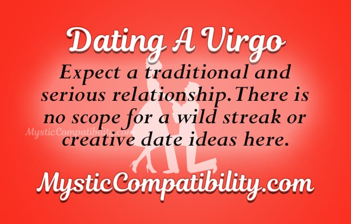dating a virgo