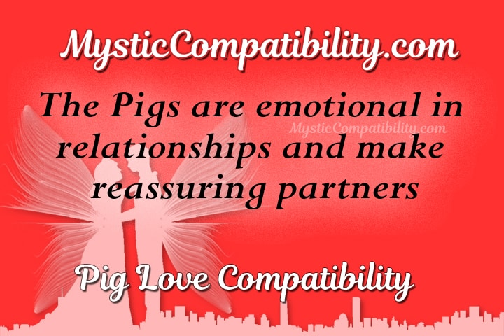 pig compatibility