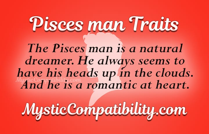 Pisces male in bed