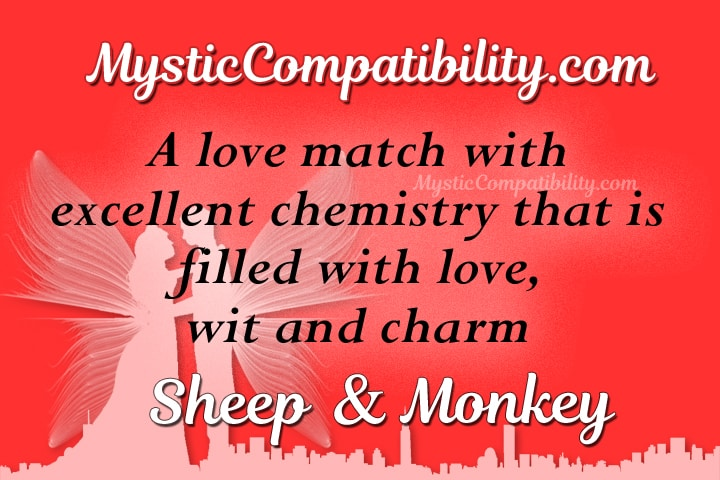 sheep monkey compatibility
