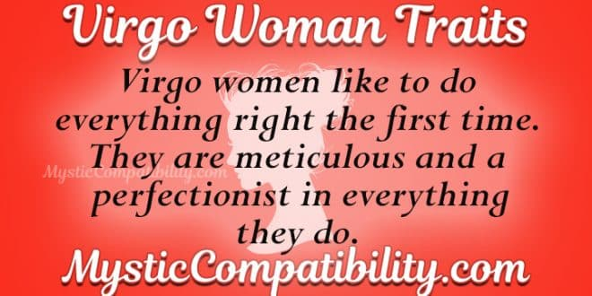 What Virgo Men Like In A Woman