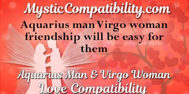 Virgo man dating an aries woman
