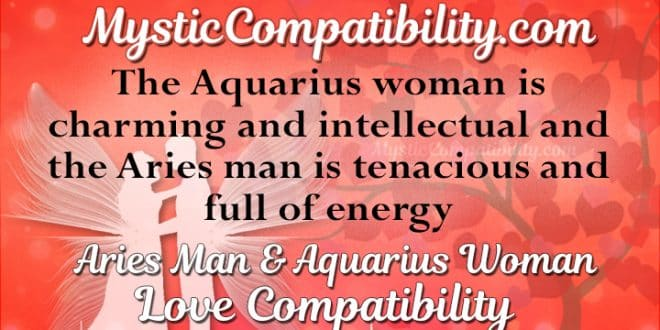 aries woman aquarius man sex compatibility in Mobile