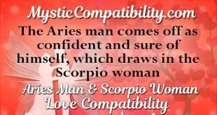aries man scorpio woman compatibility