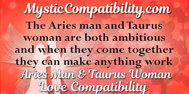 from Kade taurus man dating taurus woman