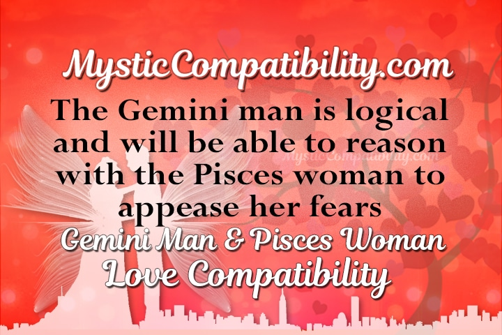 how to make a gemini and pisces relationship work