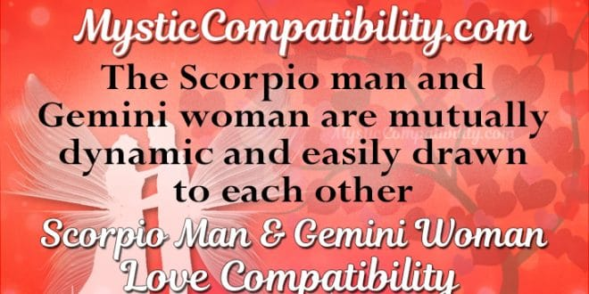Compatibility Between Pisces Woman And Gemini Man