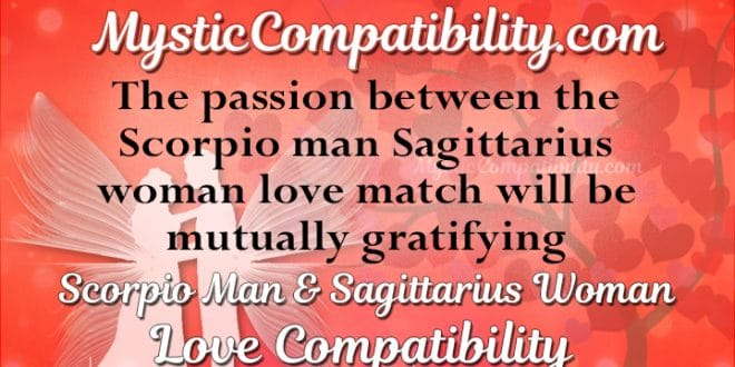 Sagittarius man and pisces woman compatibility 2018