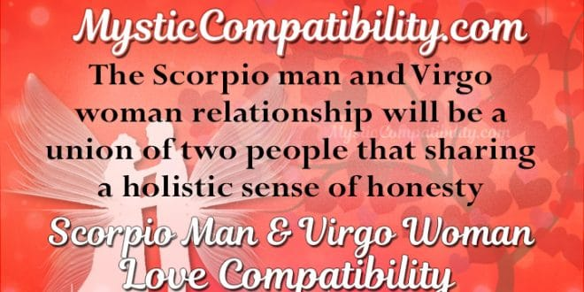 Scorpio loves virgo