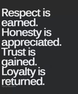 Honesty Quote