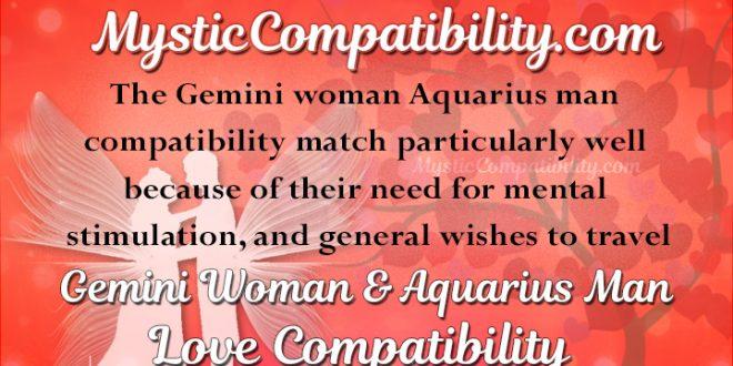 Gemini Woman Aquarius Man Compatibility - Mystic Compatibility-2327