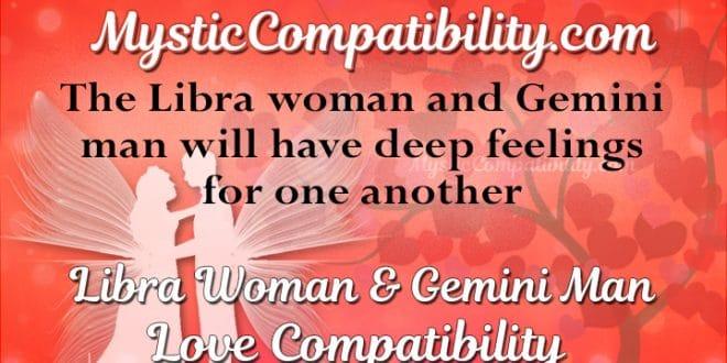 Libra Woman Gemini Man Compatibility Mystic Compatibility