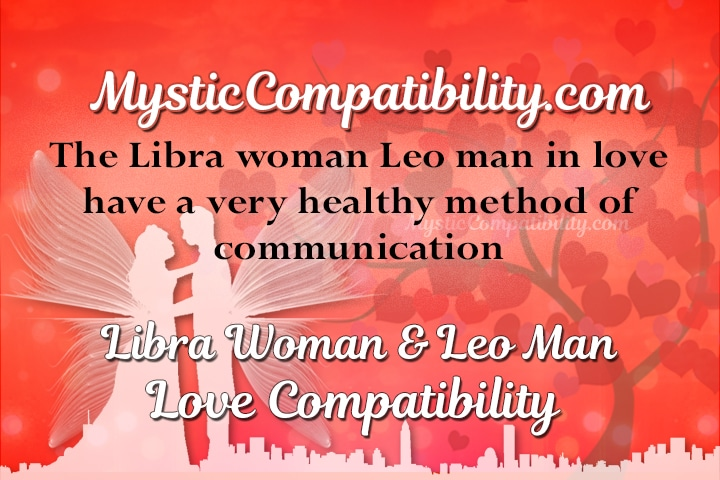 Libra woman perfect match