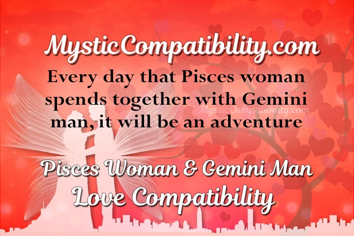 Pisces and gemini sexually compatibility