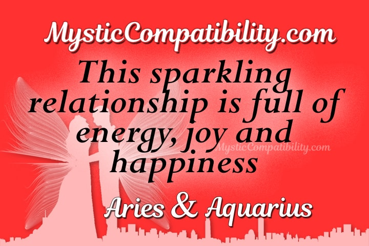 Aries Aquarius Compatibility