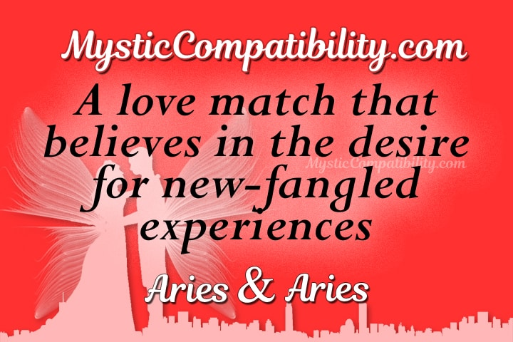 aries aries compatibility