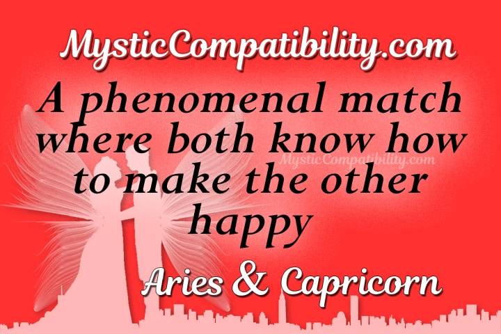 Aries Capricorn Compatibility