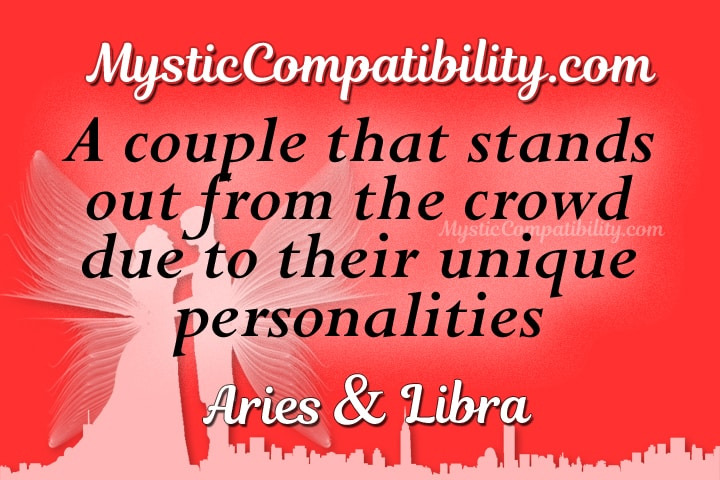 Libra and aries sexually compatible