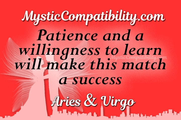 aries virgo compatibility