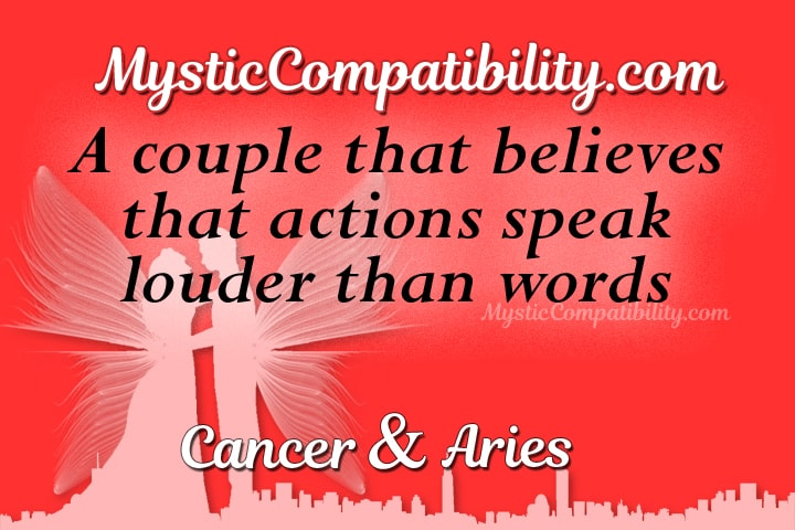Cancer Aries Compatibility