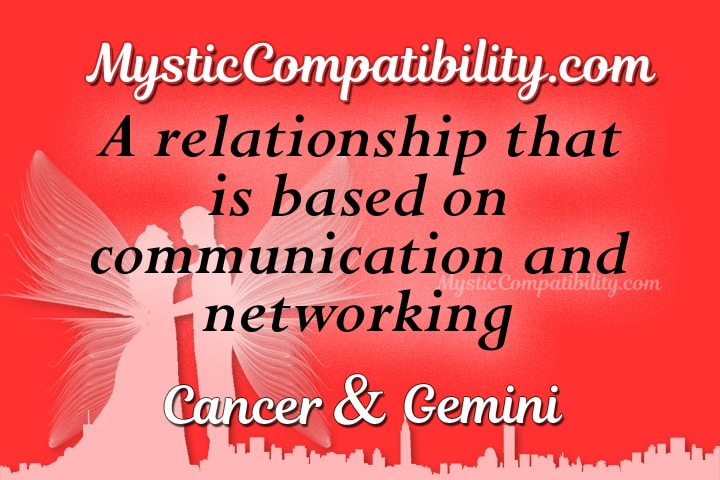 Cancer Gemini Compatibility