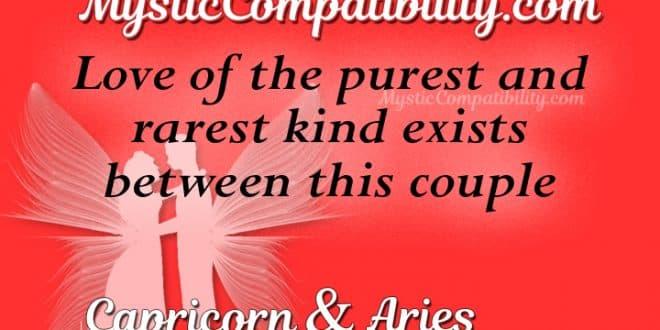 Capricorn Aries Compatibility - Mystic Compatibility