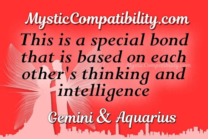 Gemini Aquarius Compatibility