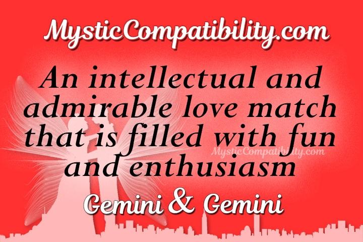Gemini Gemini Compatibility