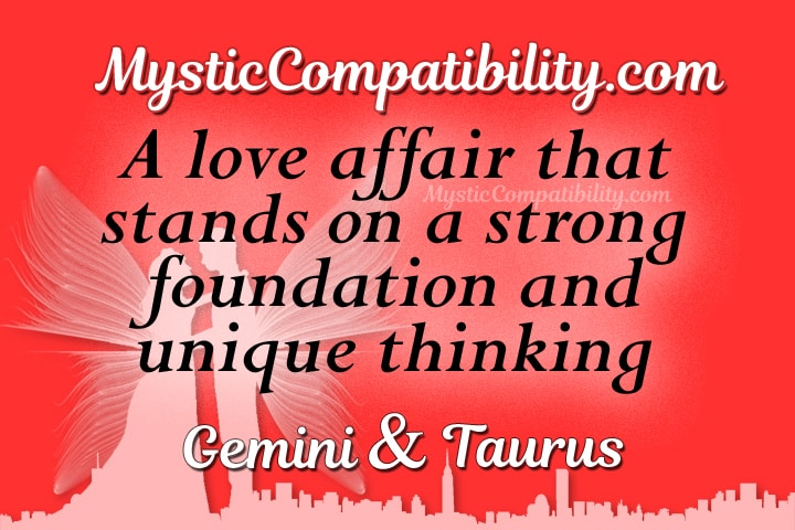 Are taurus compatible with gemini