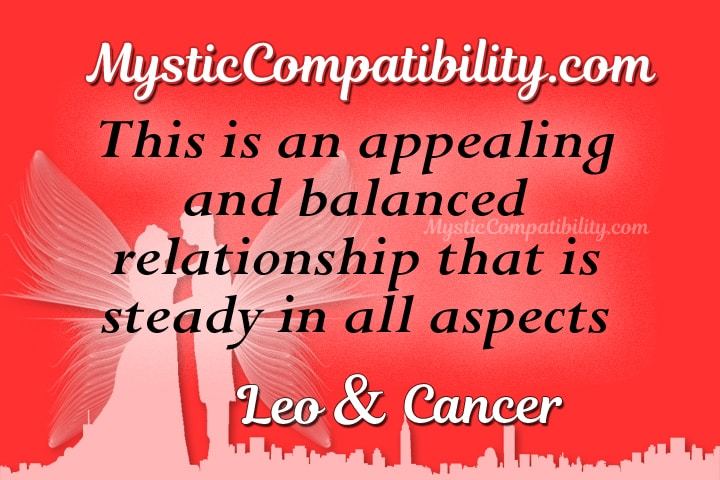 Leo Cancer Compatibility