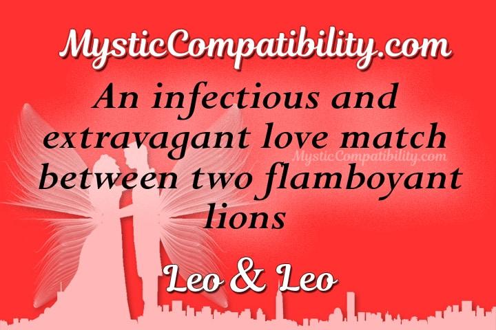 Leo Leo Compatibility