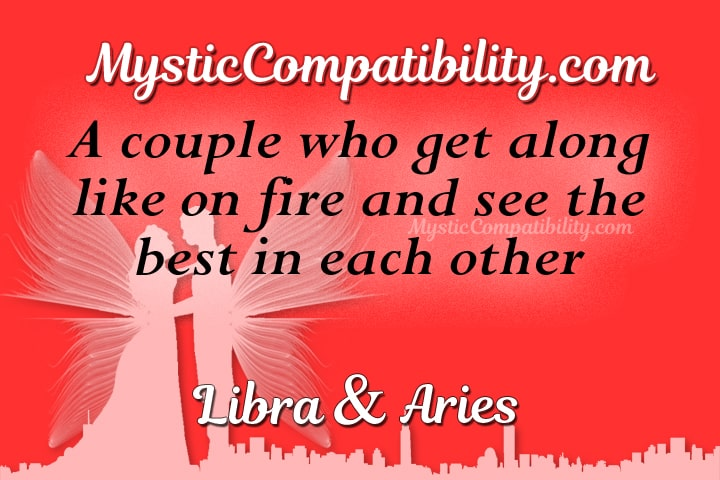 Who are libras best compatible with