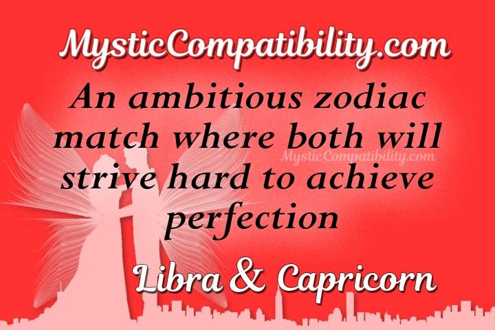 Zodiac and capricorn compatibility