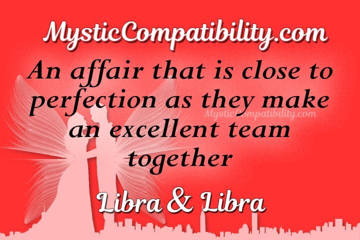 Libra Libra Compatibility