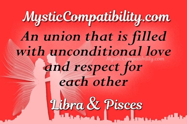 Libra Pisces Compatibility