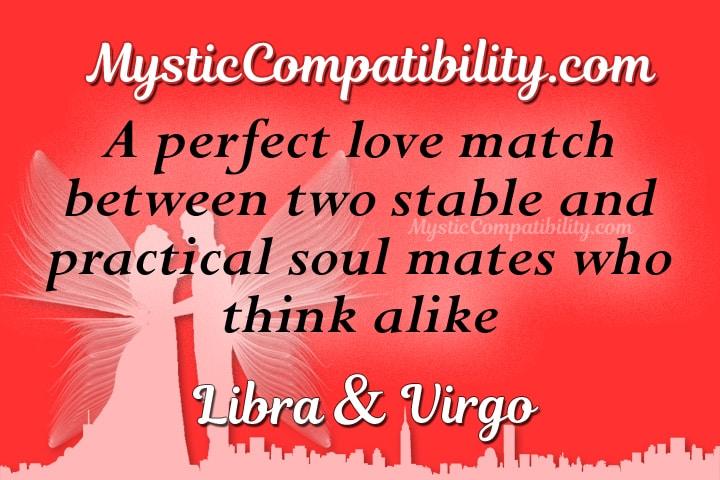 Libra Virgo Compatibility