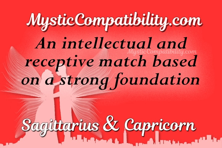 Sagittarius Capricorn Compatibility